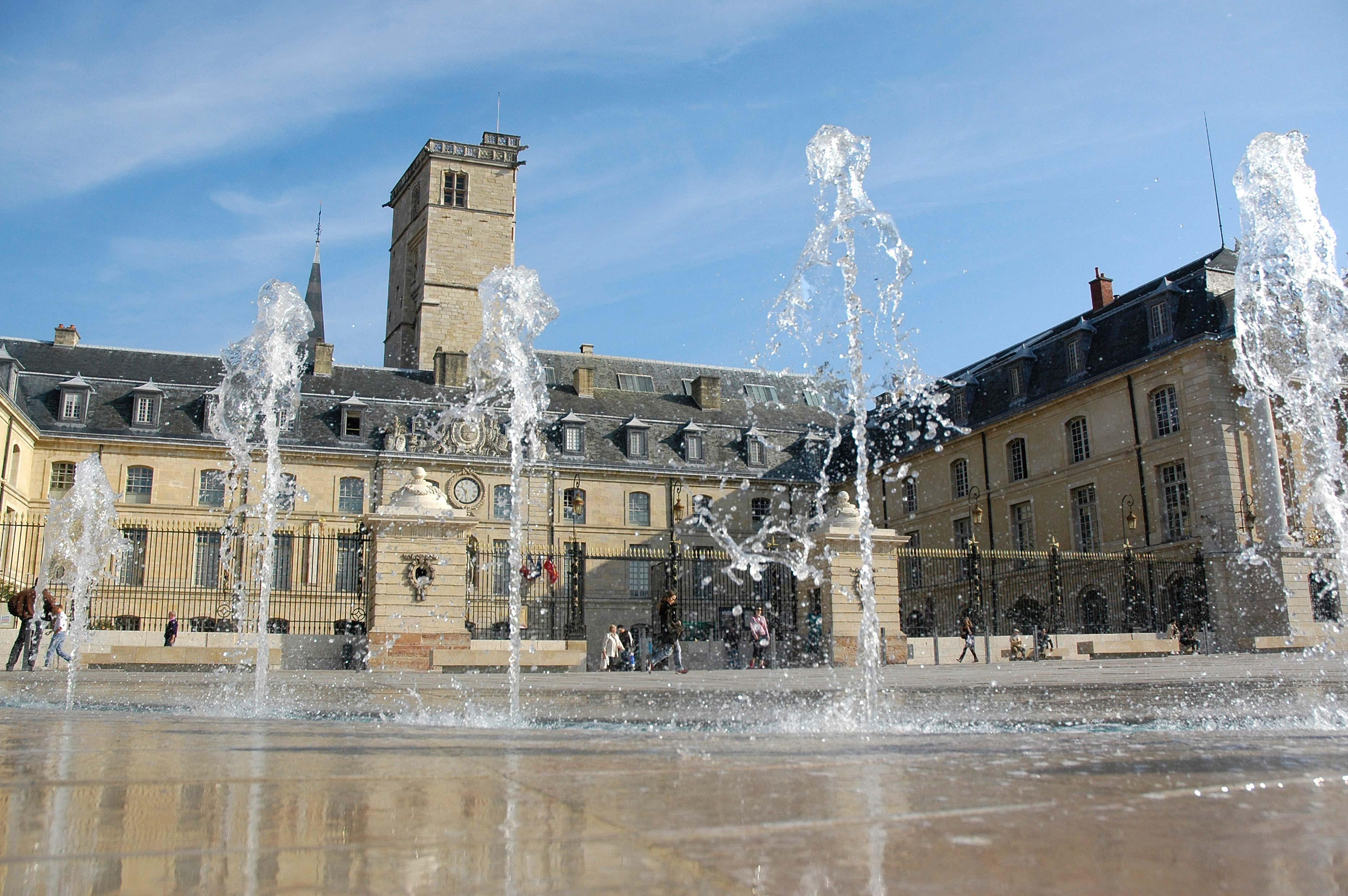 Hotel Centre De Dijon